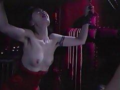 BDSM, Brunette, Latex, Asian