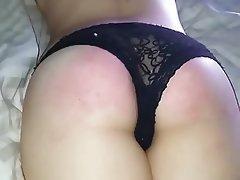 Amateur, BDSM, Lesbian, Spanking