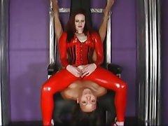 BDSM, Interracial, Lesbian, Redhead