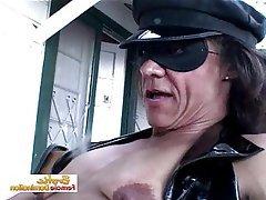 BDSM, Face Sitting, Femdom, Strapon
