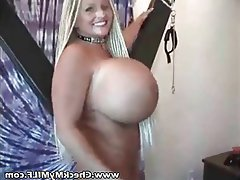 BDSM, Big Boobs, Lingerie, MILF