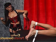 BDSM, Femdom, Mistress, Spanking, Stockings