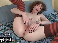Amateur, Fisting, Masturbation, Redhead, Softcore