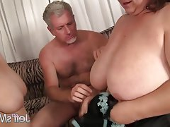 BBW, Big Boobs, Group Sex, Big Butts, Orgy