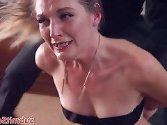 Anal, Bondage, Footjob, Fucking