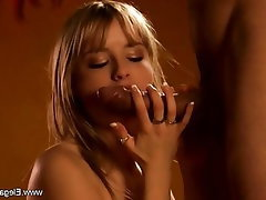 Blowjob, Brunette, Teen, Handjob