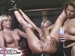 Group Sex, Vintage, BDSM, Foot Fetish, Bondage