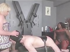 Big Boobs, Femdom, Strapon