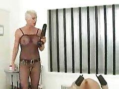 BDSM, Blonde, Femdom, Lesbian