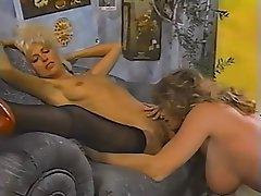 Hairy, Lesbian, MILF, Stockings, Vintage