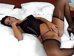 Anal, Big Boobs, Facial, MILF, Stockings