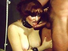 BDSM, Femdom, MILF, Redhead, Vintage