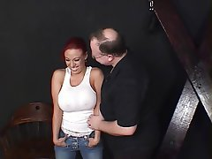 BDSM, Big Boobs, Redhead