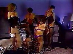 Group Sex, BDSM, Femdom, MILF, Latex